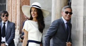 You can now buy Amal Clooney's wedding gown.