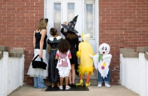 """Why my kids won't be doing Halloween."""