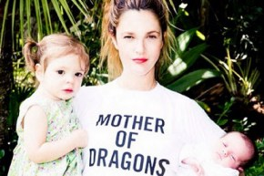 Drew Barrymore says her priorities have changed since becoming a mum.