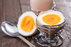 This three-step trick will give you perfectly boiled eggs. Every. Single. Time.