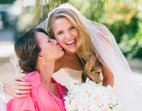 What this bride did for her dying mum is just beautiful.