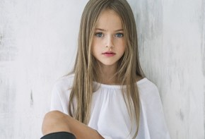 Meet Kristina Pimenova, the nine-year-old supermodel.