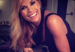 Sonia Kruger, for the second time, you're beautiful.