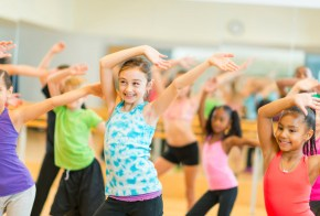 Thought dance classes were good exercise for kids? Wrong.