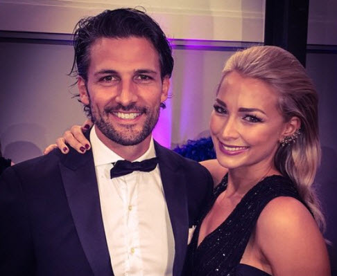 Tim Robards opens up about starting a family with Anna Heinrich.