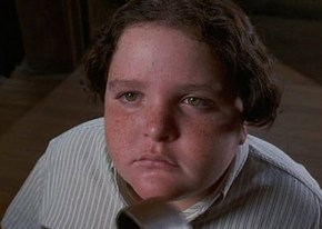 Bruce from Matilda has grown into a very attractive adult.