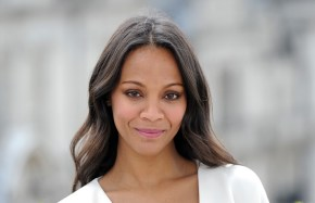 Zoe Saldana isn't just pregnant, she's…