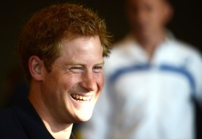 Prince Harry has some not-so-kind words for his big brother.