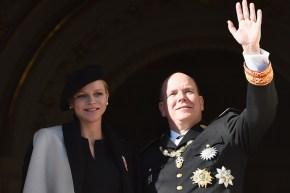 Congratulations to Princess Charlene of Monaco.