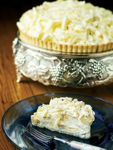 Soby's white chocolate banana cream pie
