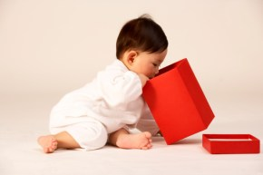 12 things babies play with that we forgot were fun.