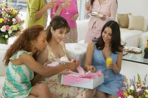 Is having more than one baby shower greedy?