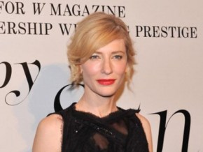 Cate Blanchett is sick of being judged at the school gate.