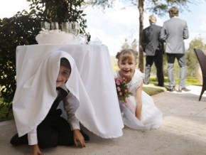 Is it normal that… I don't want kids at my wedding?