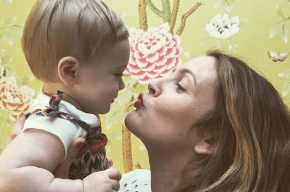 Drew Barrymore likens her post-baby body to a famous Aussie animal.