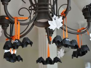 Easy-Peasy Halloween kids crafts