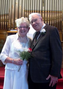 Why it took this couple 75 years to get married
