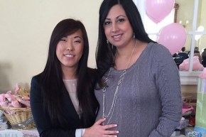 She couldn't get pregnant so found an egg donor on YouTube.