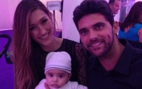 Philippoussis family close up smiling