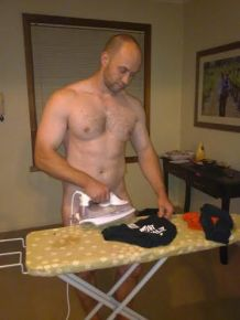 Meet the husband who thinks housework is erotic