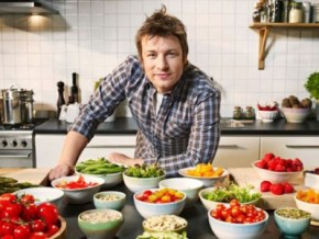 Jamie Oliver has a unique, and pretty harsh, way of punishing his children.