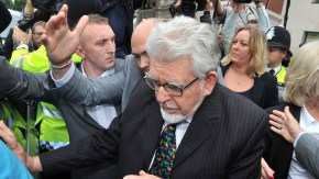 NEWS: Rolf Harris sentenced.