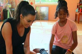 Kim Kardashian tries to adopt a teenager. The teenager says, no thanks.