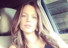 Tammin Sursok has ended up in hospital.