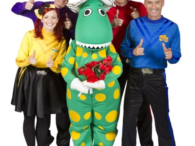 The Wiggles and Dorothy
