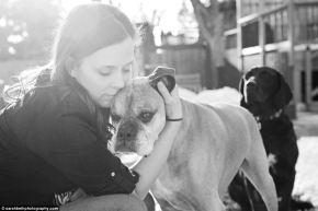 Terminally ill pets having one last moment with their owners