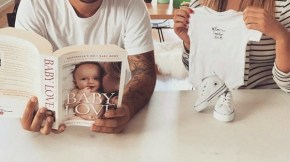 Our favourite couple from The Block have a baby announcement.