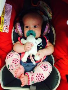 Kelly Clarkson's daughter River