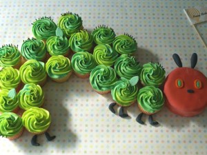 How to throw a Very Hungry Caterpillar party!