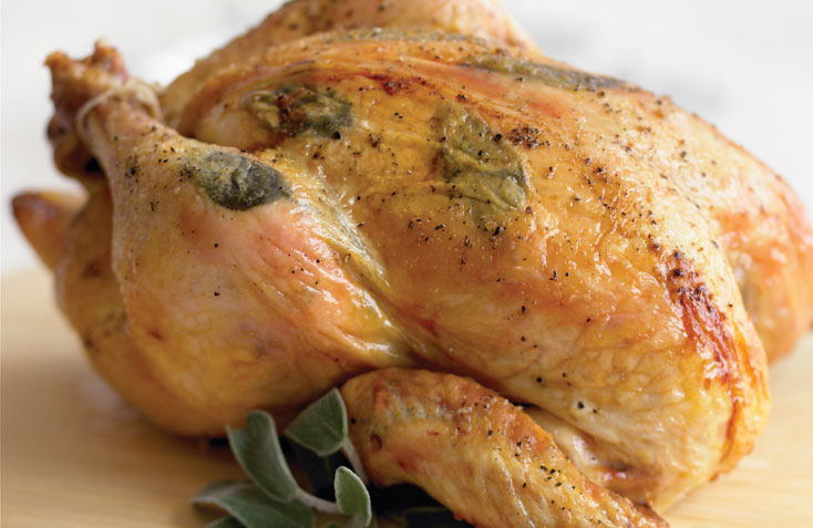 Roast Chicken: A How To Guide