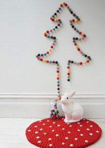 13 DIY Christmas tree ideas