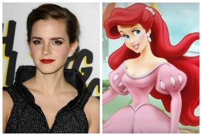 Has Emma Watson taken the role of every little girl's dreams?