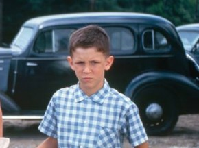 Where is the young Forrest Gump now?