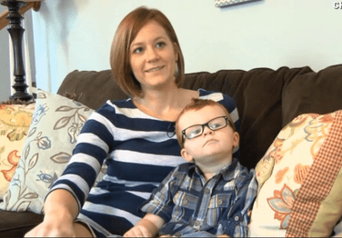 How Facebook convinced a little boy to wear his glasses