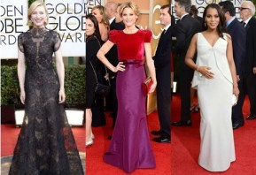 Every single frock you want to see from the Golden Globes, right here