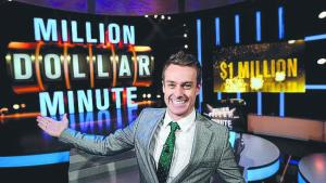 Grant Denyer quits TV again for his family