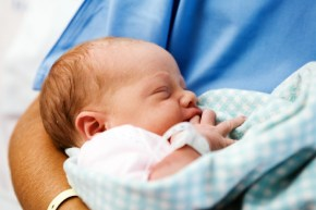 """C-Sections aren't 'real births' and those who have them are going to hell"" …apparently."