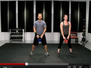 Tone Your Arms, Legs and Core in 1 Move