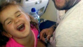 This little girl almost died on a plane because a man wanted his snack.