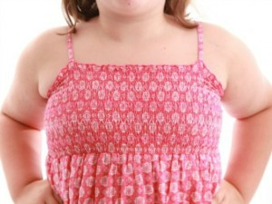 The 5-year-old taken into care for being too fat