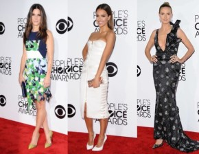 People's Choice Awards 2014: very fabulous frockfest