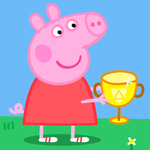 Is it bad that I love Peppa Pig?