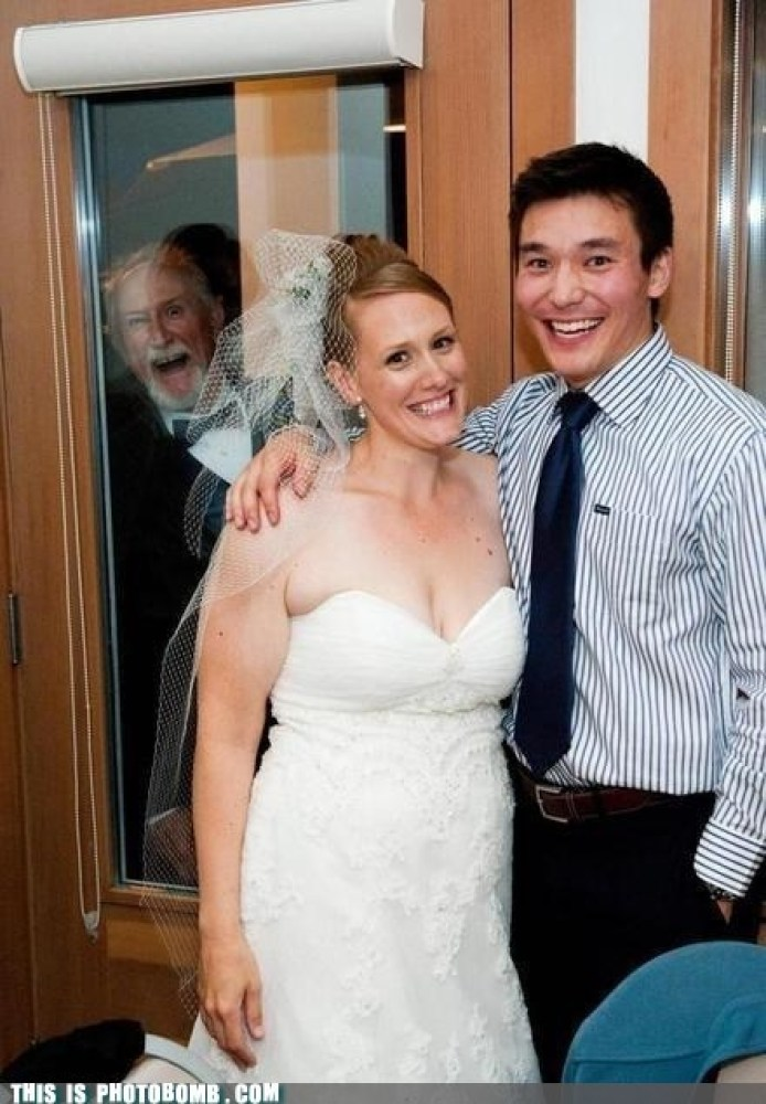Father of the Bride, Part 3: The Photobomb