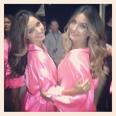 Miranda Kerr angels Twit Pic