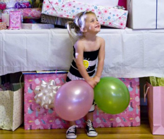 Registeries for kids' birthday gifts – obnoxious or awesome?