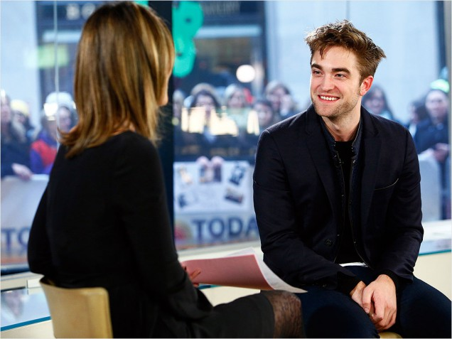 WATCH: Rob Pattinson gets asked THE relationship question